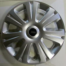 "HUB CAPS GENUINE FORD 16 "" S-MAX GALAXY C - Max Mondeo complete set 4 Pieces"