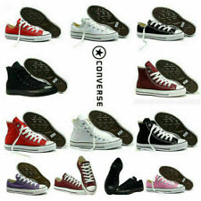 AU Classic Chuck Taylor Low Hi Tops Trainer Sneaker All Stars OX NEW sizes Shoes