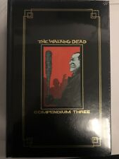 THE WALKING DEAD COMPENDIUM vol 3 HC SDCC convention exclusive Variant SEALED -