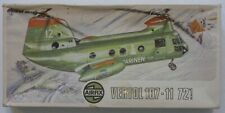 Airfix 1/72 296 Vertol 107-11 Helicopter Model Kit