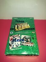 1992 FLEER ULTRA NFL FOOTFALL FACTORY SEALED 36 WAX PACKS 14 PER PACK NEW