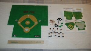 Ayo Sports Boston Red Sox Baseball Diamond with 9 players & Umpire!