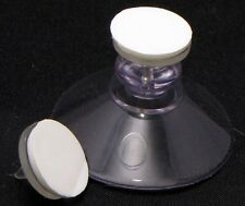 """25  1-3/4"""" USA Medium Suction Cups Padded Sticky Label Tack SuctionCups4U"""