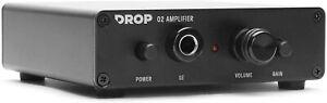 Drop Objective 2 Desktop Edition Headphone Amplifier - Black (MDX-34345-2)