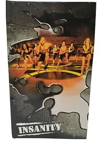 INSANITY Beachbody Total Body Workout 10 DVD Set PLUS 2 Bonus DVD's Fast Ship