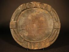 Ethnographic Antique Wooden Bowls