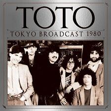TOTO New Sealed 2019 UNRELEASED LIVE 1980 JAPAN CONCERT CD