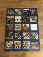 The Beatles Yellow Submarine Songtrack Promotional Poster Only 1999