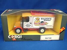 CORGI C906/10 MACK TRUCK - GULDEN'S MUSTARD