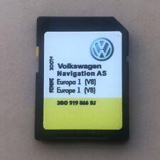 Nouveau VW Discover Sat Navigation Carte SD WESTERN EUROPE 2018 cartes V8 3G0 919 866BJ