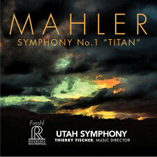 Mahler / Utah Symphony / Fischer - Symphony No. 1 Titan [New SACD] Hybrid SACD
