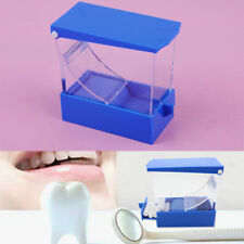 Dental Dentist Cotton Roll Dispenser Drawer Holder Case Organizer Pull Out Tray