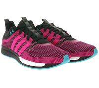 adidas Performance adizero feather Lauf-Schuhe Damen Sport-Schuhe Pink/Schwarz