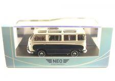 Ford Taunus Transit Bus Panorámico (azul/blanco) 1962