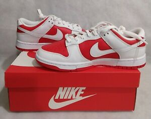 Nike Dunk Low Retro Championship Red DD1391-600 Size 11
