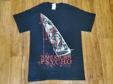 2010 American Psycho Movie Promo T Shirt Size Small
