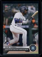 2021 Topps Now #23 Taylor Trammell RC Rookie Base Card