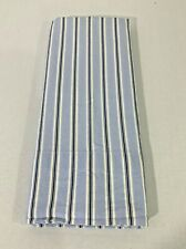 Ralph Lauren Harbor View Blue Stripe Standard Pillowcase 1Pc
