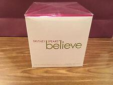 BELIEVE BRITNEY SPEARS PERFUME EDP 3.3 OZ / 100 ML SPRAY WOMEN NIB SEALED