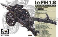 AFV Club 1/35 AF35050 WWII German 105mm leFH18 Howitzer
