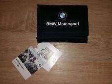 NEW BMW Motorsport Geldbörse, Portemonnaie, Wallet PUMA
