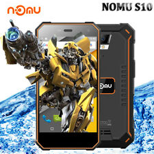 "5.0"" NOMU S10 4G Smartphone Outdoor Handy Android 6.0 Quad Core 16GB+2GB 5000mAh"