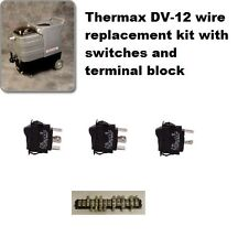 Thermax Therminator DV-12 Replacement Wiring System