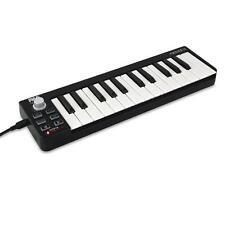 NEW Pyle PMIDIKB10 Compact MIDI Keyboard - USB Digital Piano Controller