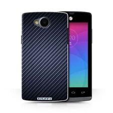 Carbon Fiber Mobile Phone Cases, Covers & Skins for LG K8