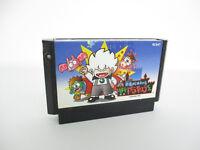 AKUMAJO BOKU DRACULA KUN CASTLEVANIA Famicom Cartridge Nintendo JAPAN Game fc