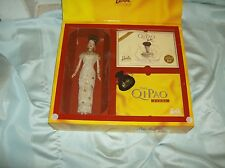 Golden Qi-Pao Barbie 1998 Limited Collector's Edition