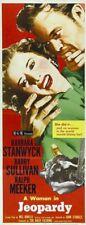Jeopardy - 1953 - Barbara Stanwyck Barry Sullivan John Sturges Film Noir DVD