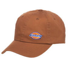 0e0c09a0ddf80c Dickies Brown Duck Willow City Curved Peak Adjustable Cap