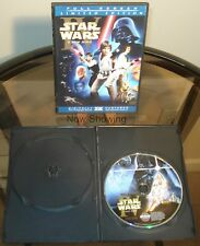 Star Wars: A New Hope Dvd  1 Full Screen Disc  Remastered Version