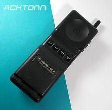 Vintage 90s Collector Motorola Cordless Telephone W/Battery ACKTONN