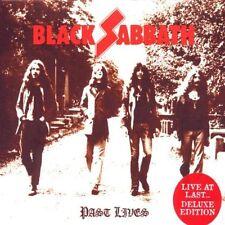 Black Sabbath - Past Lives (18 Track 2CD Digipak, 2002) - Brand New & Sealed