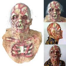 Walking Dead Zombie Vollmaske Halloween Fasching Latex Maske Horror Horrorfilm