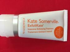 KATE SOMERVILLE ExfoliKate Intense Exfoliating Treatment .5oz BIGGER Travel Size