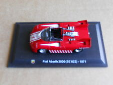 Leo Models CAR DIE CAST 1:43 NEW - FIAT ABARTH 3000 (SE 022) 1971  [MV-9 ]