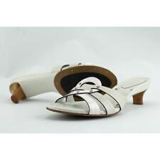 Women's Leather Strappy Kitten Sandals & Beach Shoes