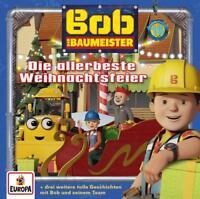 BOB DER BAUMEISTER - 016/DIE ALLERBESTE WEIHNACHTSFEIER   CD NEW