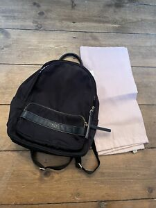 Radley Small Black Backpack