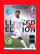 EURO FRANCE 2016 - Adrenalyn Panini - Card Limited Edition - STERLING - ENGLAND