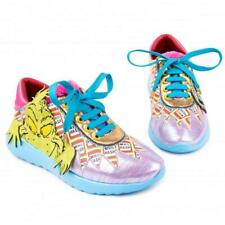 Green Machine Grinch Irregular Choice Dr Seuss Trainers Sneakers SHoes Flats