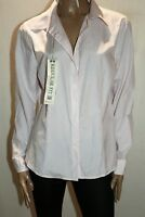 RIVERS Brand Pink Striped Long Sleeve Shirt Top Size 16 BNWT #TM03