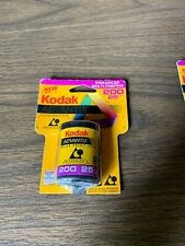 Camera Film 35mm Kodak Advantix Color Print Film Roll Iso 200 25 Exposures Aps