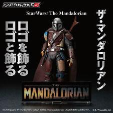 BANDAI ACRYLIC LOGO DISPLAY EX Star Wars : The Mandalorian