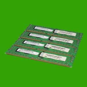 MT9JSF12872PY-1G4D1BA Speicher 4 GB (4x1GB)  DDR3 Speicher PC3-10600R 44T1490
