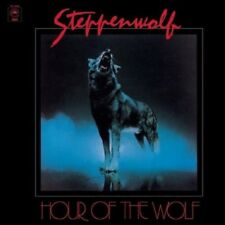 STEPPENWOLF - HOUR OF THE WOLF   CD NEUF
