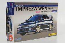 Subaru Impreza Wrx Type R Sti Version IV VI Plastic Modelkit Kit Kit Fujimi